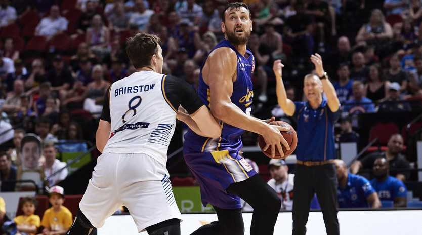 Andrew Bogut is looking good for some personal silverware.