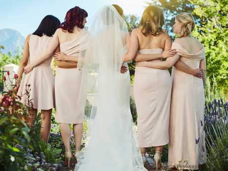 The bride has been labelled a 'bridezilla' by shocked social media users, who think she's being