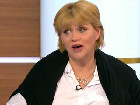 Samantha Markle issued a barbed New Year's message to Meghan. Picture: Channel 5