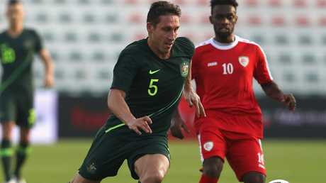 Mark Milligan is honoured to follow in the footsteps of 'some great players'.