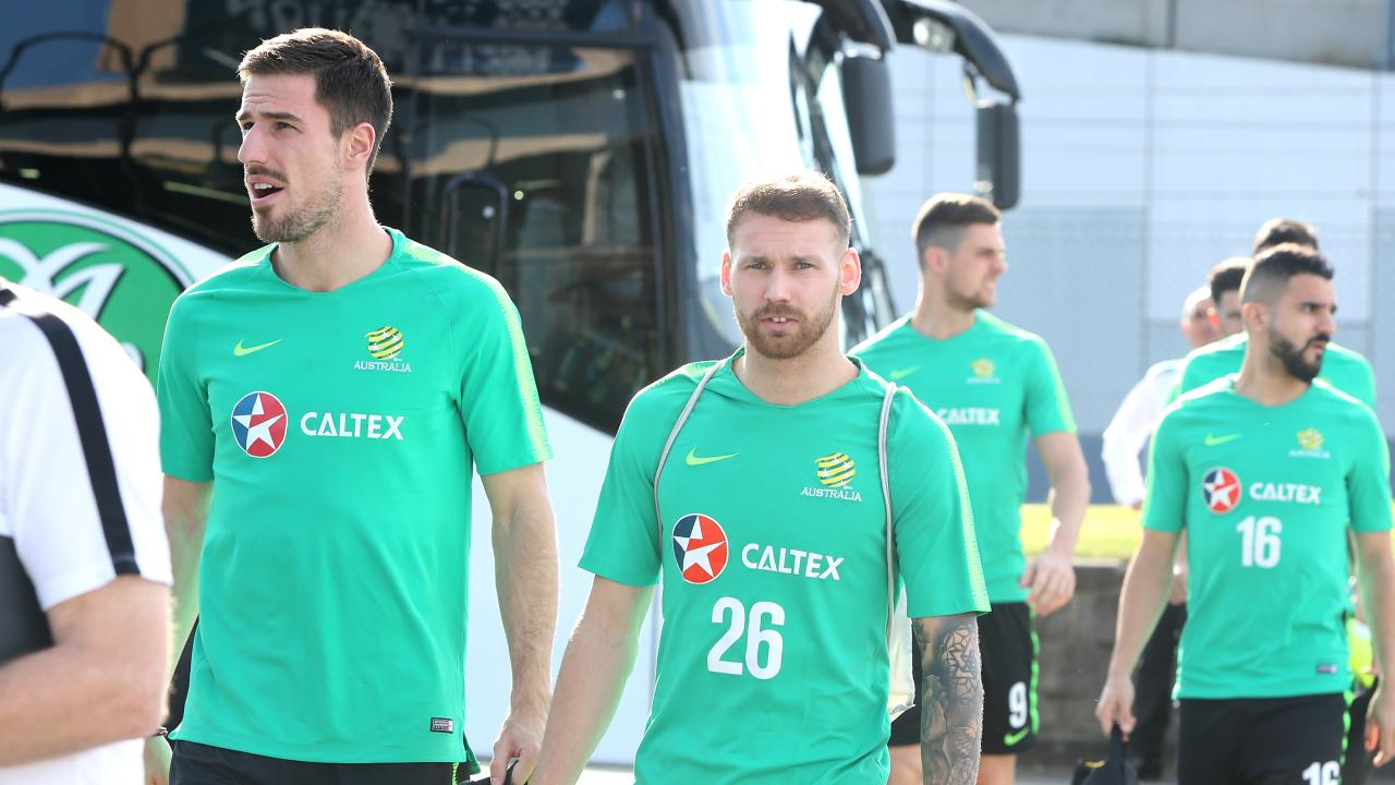 Martin Boyle will not feature for the Socceroos in the UAE.