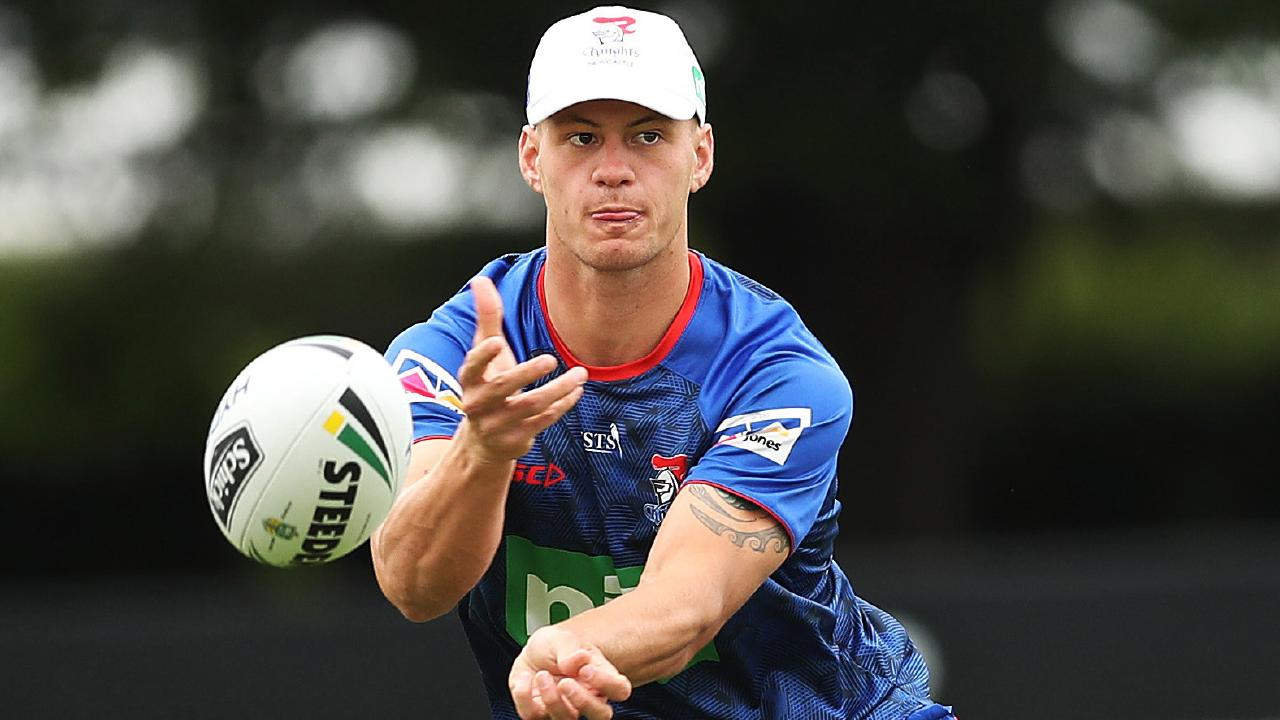 Kalyn Ponga's switch to five-eighth is a major talking point. Picture: Phil Hillyard