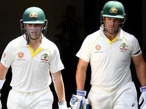 Aussies dump opener for Sydney Test