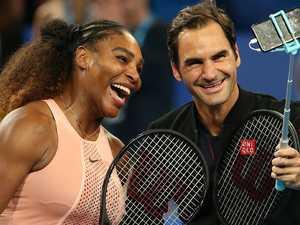 Match of my career: Serena joy at facing Fed