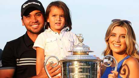 It's been over three years since Jason Day tasted his one and only majors success.