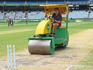 'Average': MCG pitch dodges a bullet