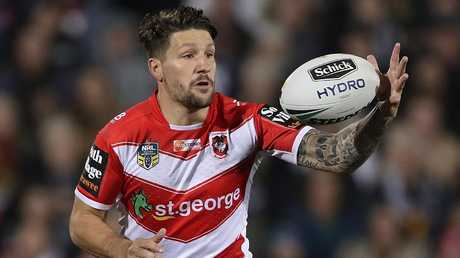 Gareth Widdop is set for a new role at the Dragons. Picture: Getty Images