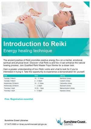 Energy healing technique