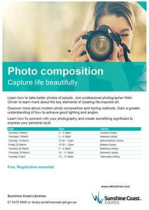 Capture life beautifully