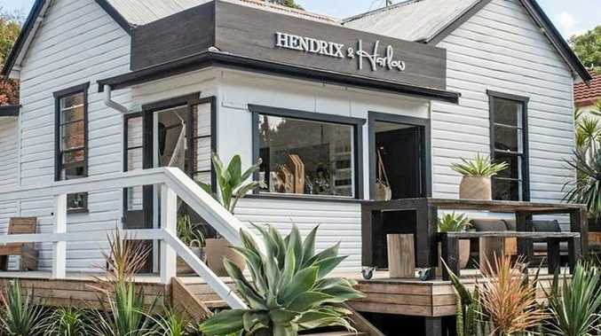 Bangalow retail business Hendrix and Harlow will be closing this month.