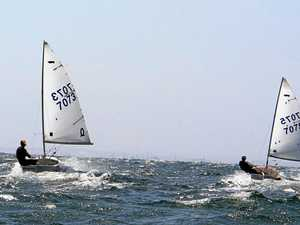 Sailors Mair and Beveridge on way to podium results
