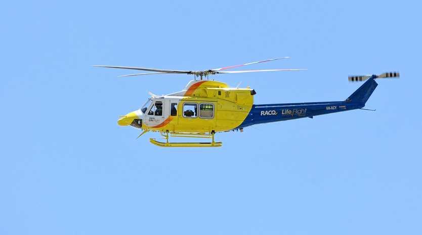 Generic Life Flight Bell 412.