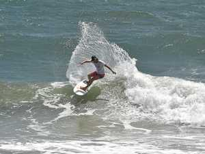 TC Penny and high in Tasman will deliver rippy, lumpy swell