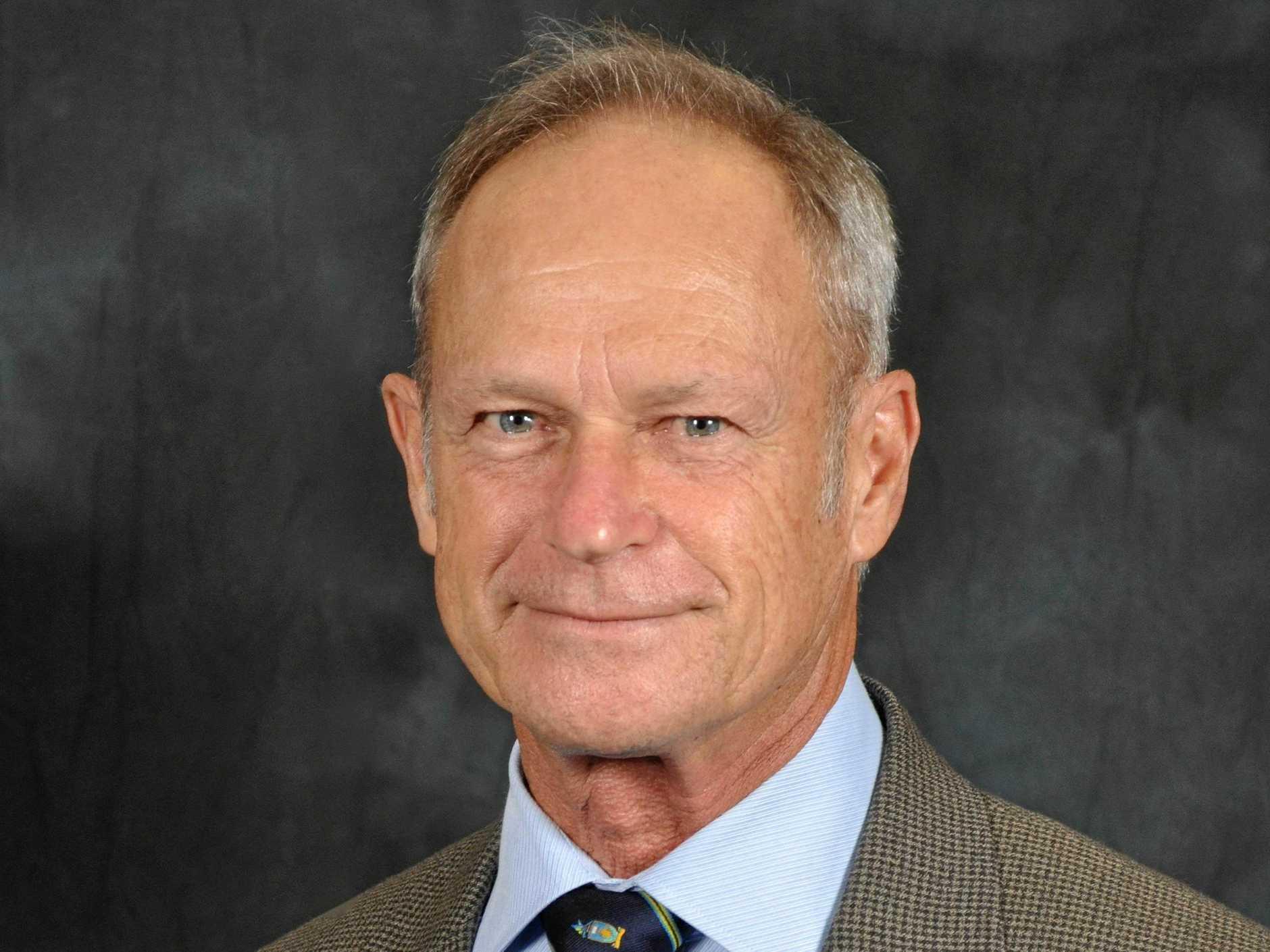 CQUniversity Rockhampton Dean of Engineering and Technology Professor Col Greensill.