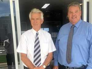 Council welcomes interim CEO into the fold