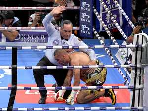 Rematch talk must be 'knocked out' now
