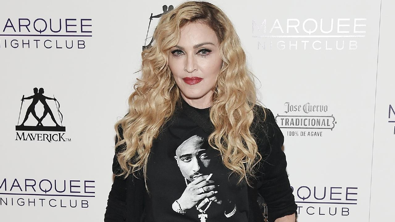 Madonna is famous for her age-defying appearance. Picture: Ethan Miller