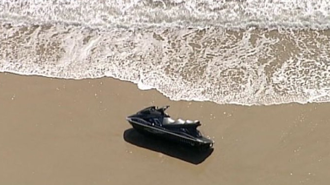 Friends of the man tried to save him but were unable to revive him with CPR. Photo: 7 News