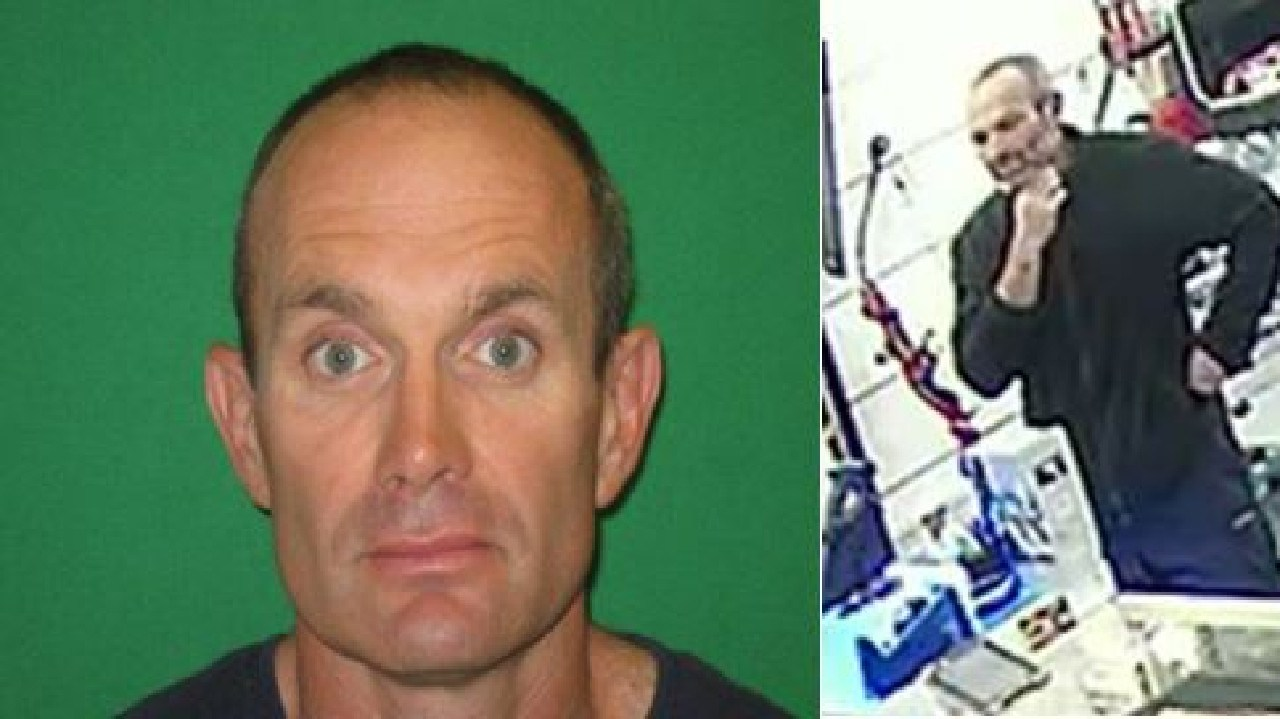 Missing registered sex offender Christopher Empey was spotted on the NSW South Coast in December.