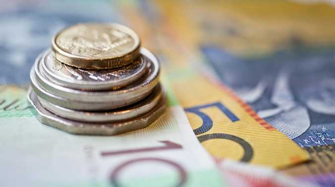 The Australian dollar dropped to a low of 69.86 US cents overnight. Picture: iStock