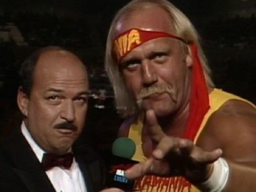 Hulk Hogan has paid tribute to Okerlund, tweeting