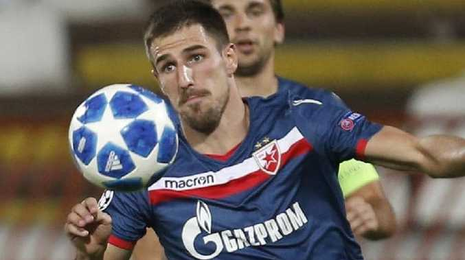 Milos Degenek may be heading for the Middle East to continue his club career.
