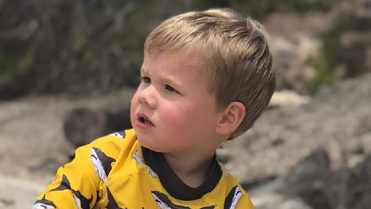 The family of a much-loved 'happy, go-lucky' young Victorian boy are in mourning after a fertiliser spreader collapsed on him at their dairy farm near Warrnambool.