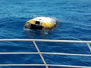 Ghost boat found off Australian coast