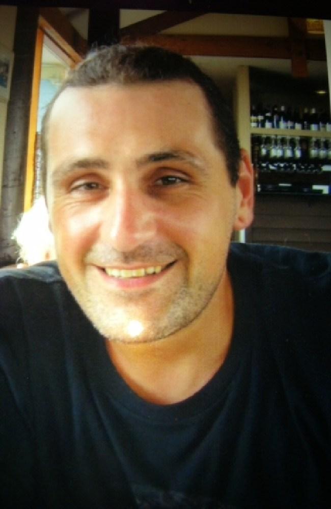 Daniel Buccianti was 34 when he died at a music festival in regional Victoria in 2012.