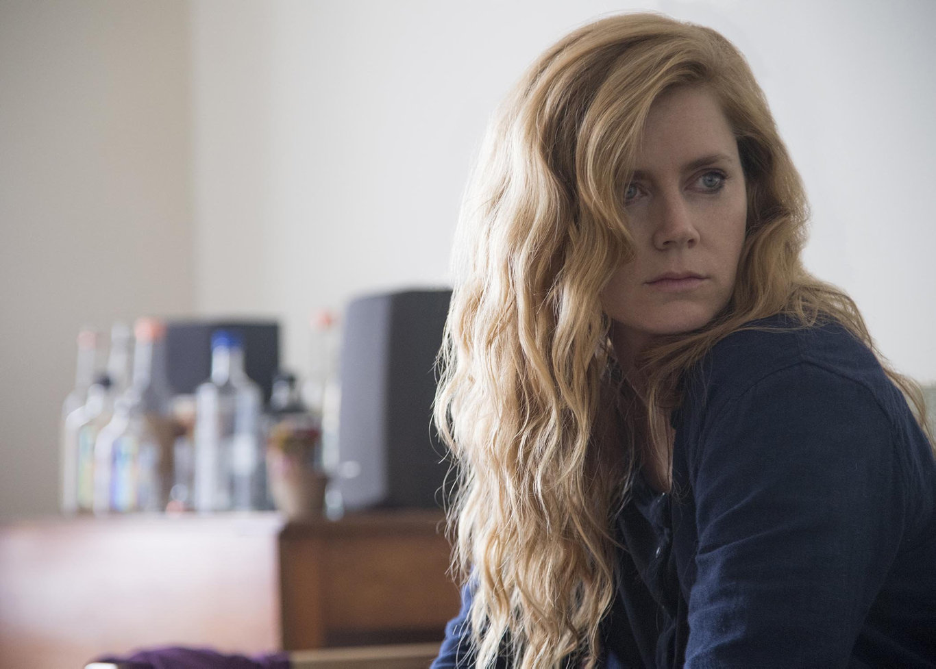 Amy Adams in a scene from Sharp Objects.