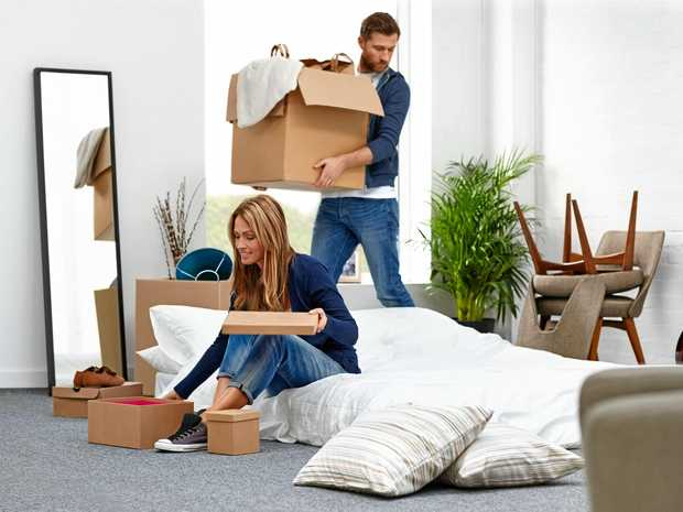 Begin 2019 with a fresh focus by getting rid of clutter in your home.