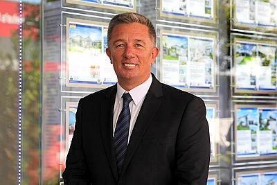 Sales agent at Henzells, Kyle Davies.