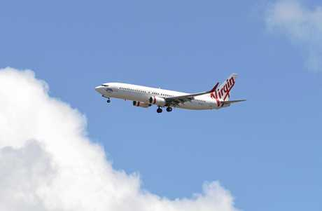 Virgin flights have been scrapped flying into Coffs Harbour.