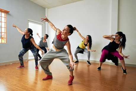 Don't miss the hip-hop workshop these holidays.