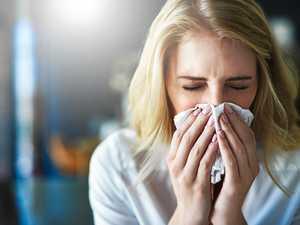 Mild season but flu strikes in Central Queensland