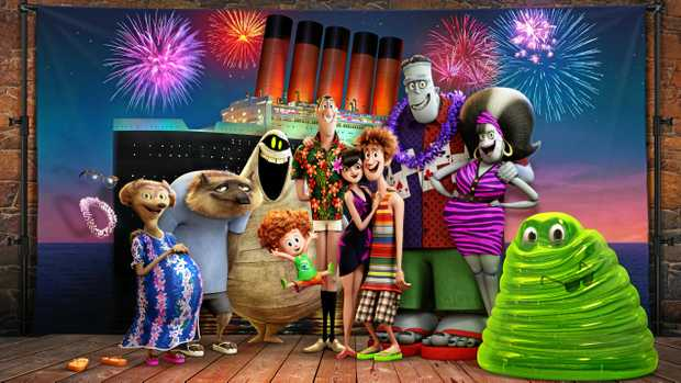 Hotel Transylvania 3 will be showing in the Scenic Rim these school holidays.