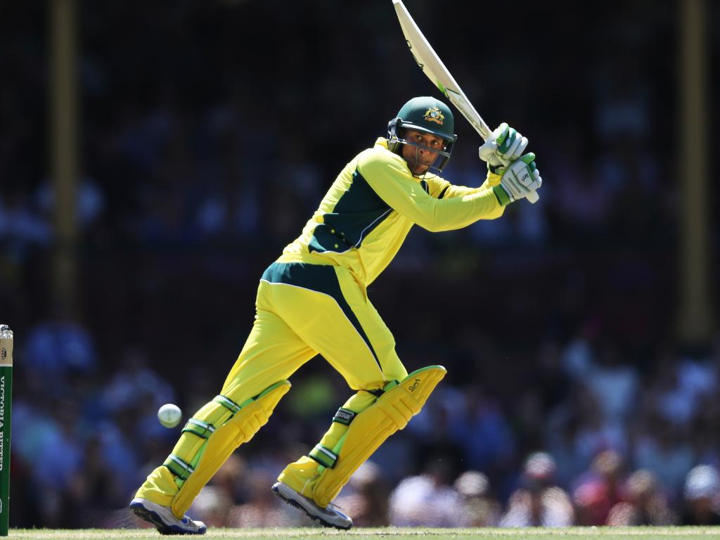 Usman Khawaja has earned an ODI recall