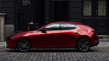 The latest version of Mazda's best selling vehicle is due this year.
