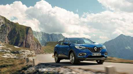 The Renault Kadjar will straddle the middle ground in the SUV segment.