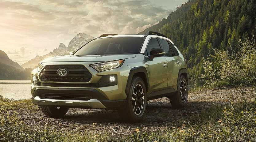 The new Toyota RAV4 could be the most important new car due this year.