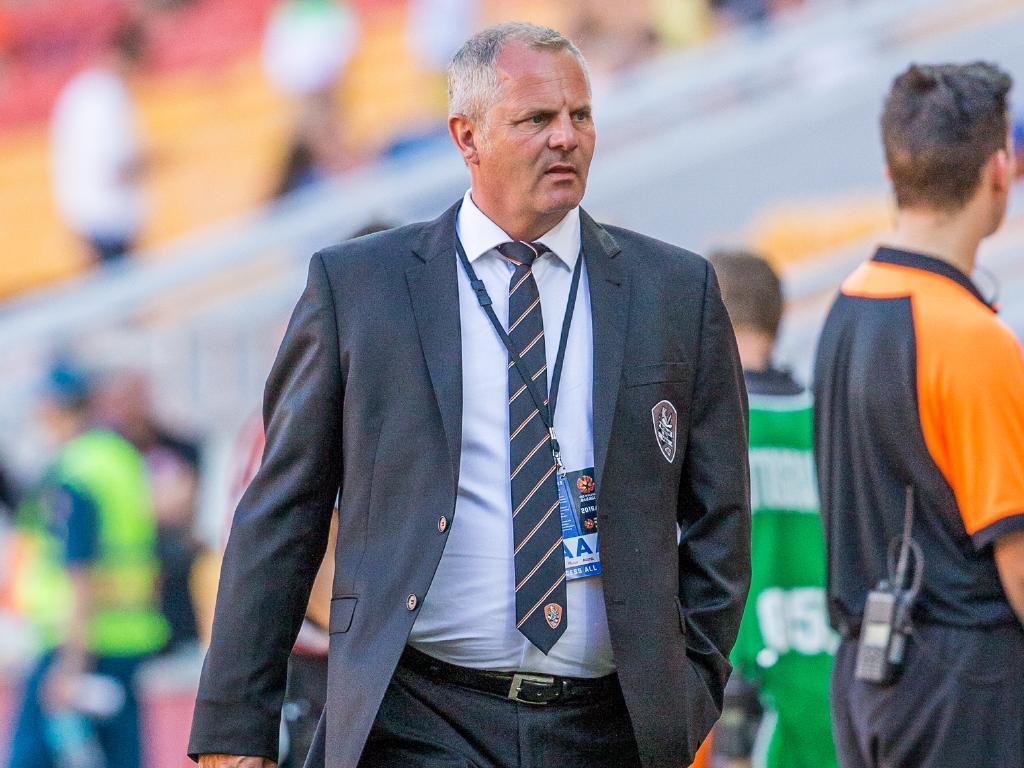 Former Brisbane Roar managing director Mark Kingsman. Photo: Paul Smith Photography.