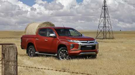 Mitsubishi is ready to take the fight to Ford and Toyota in the battle of the utes.
