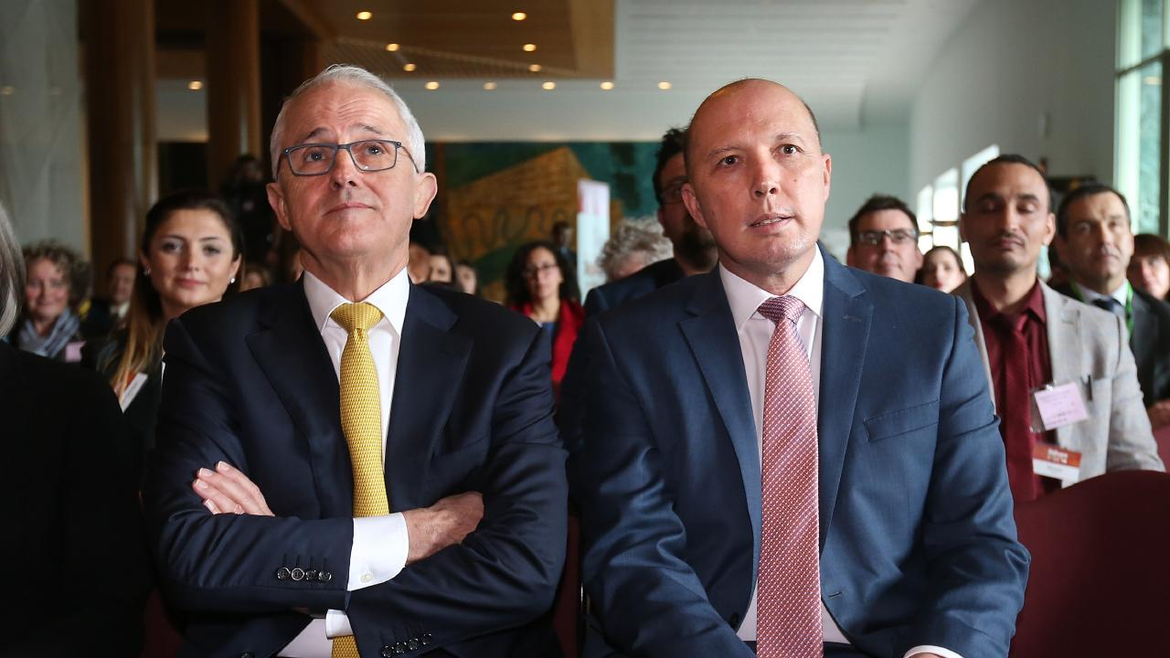 It's understandable Dutton wanted to get his side of the story out, but it hasn't helped the Libs' re-election chances. Picture: Kym Smith