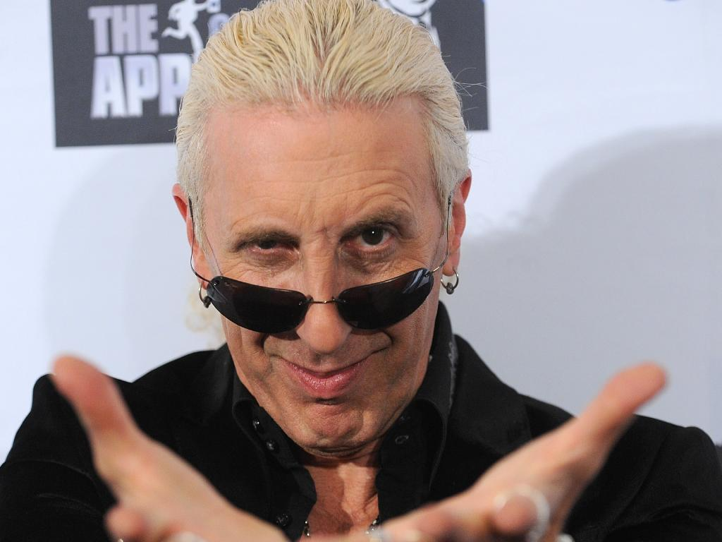 Dee Snider isn't happy with Clive Palmer. Picture: Getty