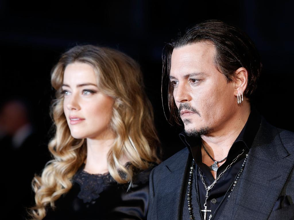 "Leaked transcripts claim that Heard called Depp's violent alter ego ""the monster"". Picture: Getty"