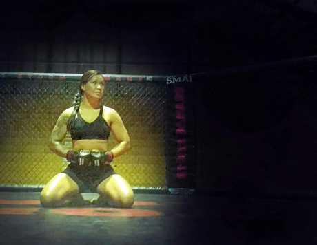 Arlene Blencowe MMA fighter