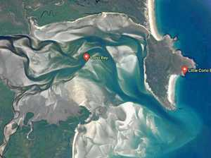 Missing CQ man winched from mangroves by rescue helicopter