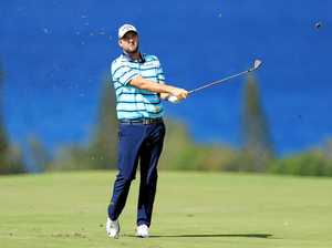 Leishman and Day stay in the hunt at Tournament of Champions
