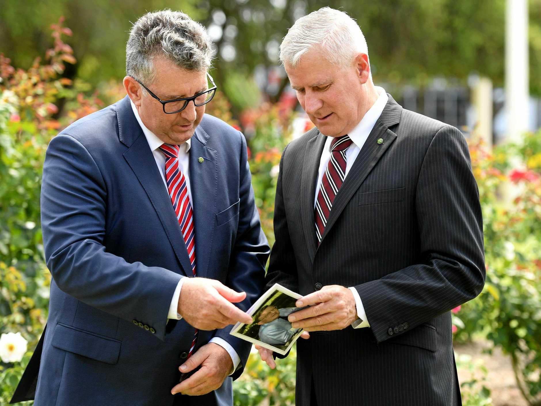 Member for Hinkler Keith Pitt and Deputy Prime Minister Michael McCormack reflect on Former Member for Hinkler Paul Neville's contribution to the region.