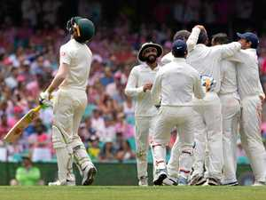 Collapse leaves Aussies facing potential follow-on